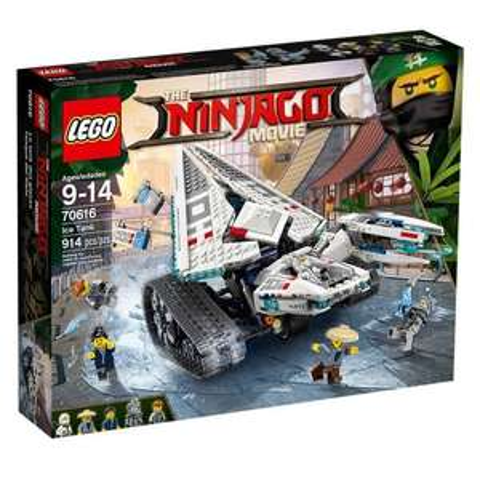 [Cdiscount à volonté] Jouet Lego Ninjago Le Tank de Glace - 70616