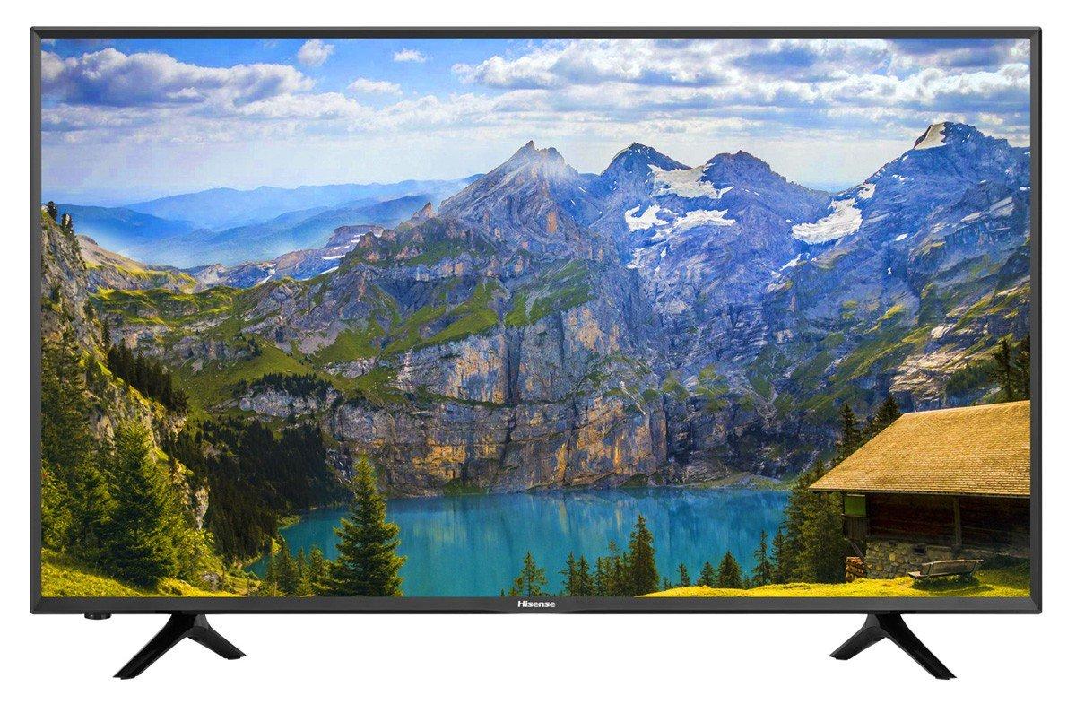 """TV 55"""" Hisense 55A6100 - LED, 4K UHD, HDR, Smart TV"""