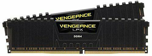 Kit de RAM Corsair Vengeance LPX DDR4-3000 - 16 Go (2x8)