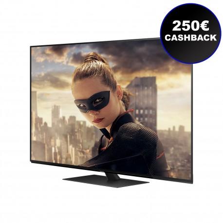 """TV 65"""" Panasonic TX65FZ800E - UHD 4K (via ODR de 250€)"""