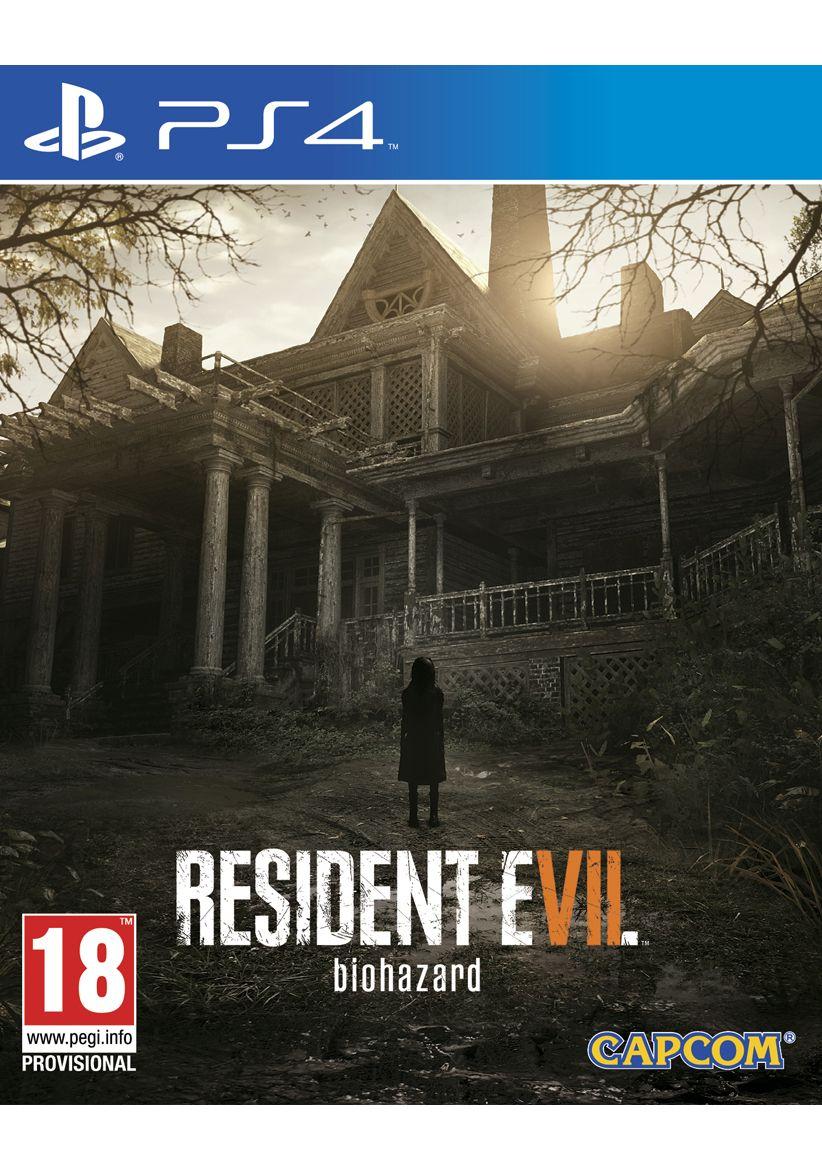Resident Evil 7: Biohazard sur PS4