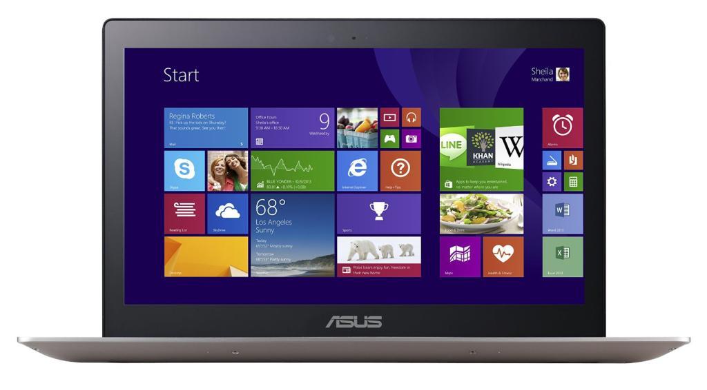 """Pc portable 13.3"""" Asus Zenbook UX303LB-C4041H (Intel Core i5, 8 Go de RAM, Disque dur 1 To, Nvidia GeForce 940M)"""