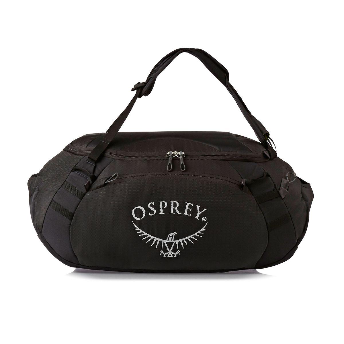 Sac de voyage Osprey Transporter - 65 L, noir