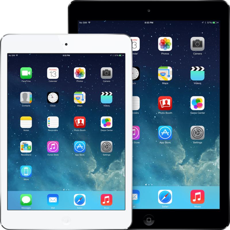 """50€ de réduction sur une sélection d'iPad - Ex : Tablette 7.9"""" iPad mini 2 -  32 Go"""