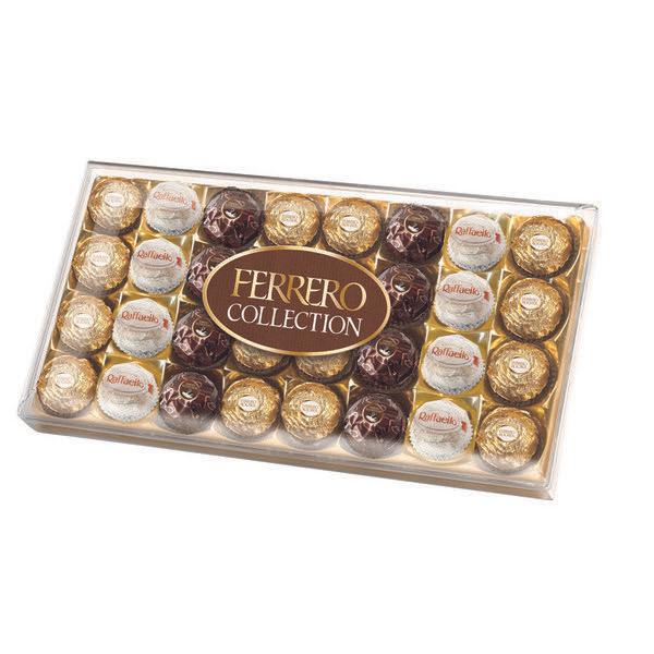 1 Boîte de Ferrero Rocher - Collection - 32 Pièces (Via 3.30€ sur la Carte Fidélité)