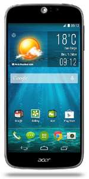 """Smartphone 5"""" Acer Liquid Jade S Noir - Octo-Core, 2Go Ram, 16Go (Avec ODR de 30€)"""