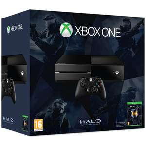 Console Microsoft Xbox One Halo bundle + Fifa 15 en magasin