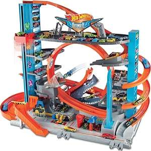 Hot Wheels Mega Garage (via 20€+20€ de remise fidétlié) - Bourgoin-Jallieu (38)