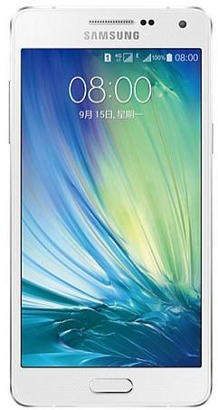 """Smartphone 5 """" Samsung Galaxy A5 blanc (via ODR 50€)"""