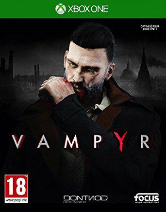 Jeu Vampyr Xbox One (Import Anglais)