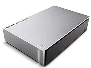 Disque dur 3.5´´ externe, 8 To, USB 3.0 LaCie Porsche Design P9233, Aluminium