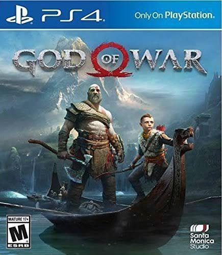 God Of War 4 sur PS4 (Dématérialisé - Store canadien)