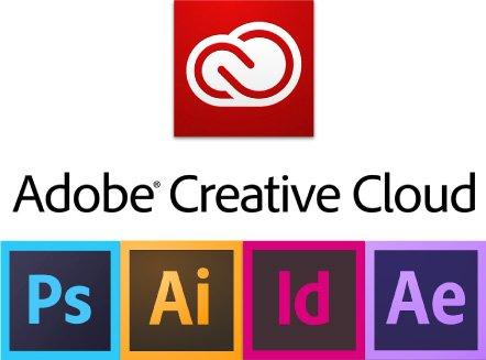 [Etudiants et Professeurs] Abonnement mensuel aux 20 applications Adobe Creative Cloud à 15,99€/Mois (Pendant 1 An)