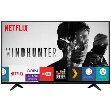 """TV LED 65"""" Hisense 65AE6030 - Smart TV, 4K UHD"""