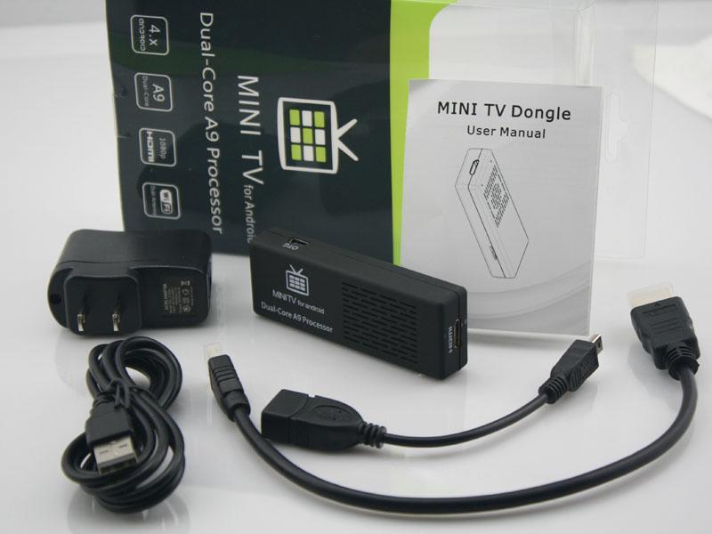 MK808 Andriod 4.1 Mini PC