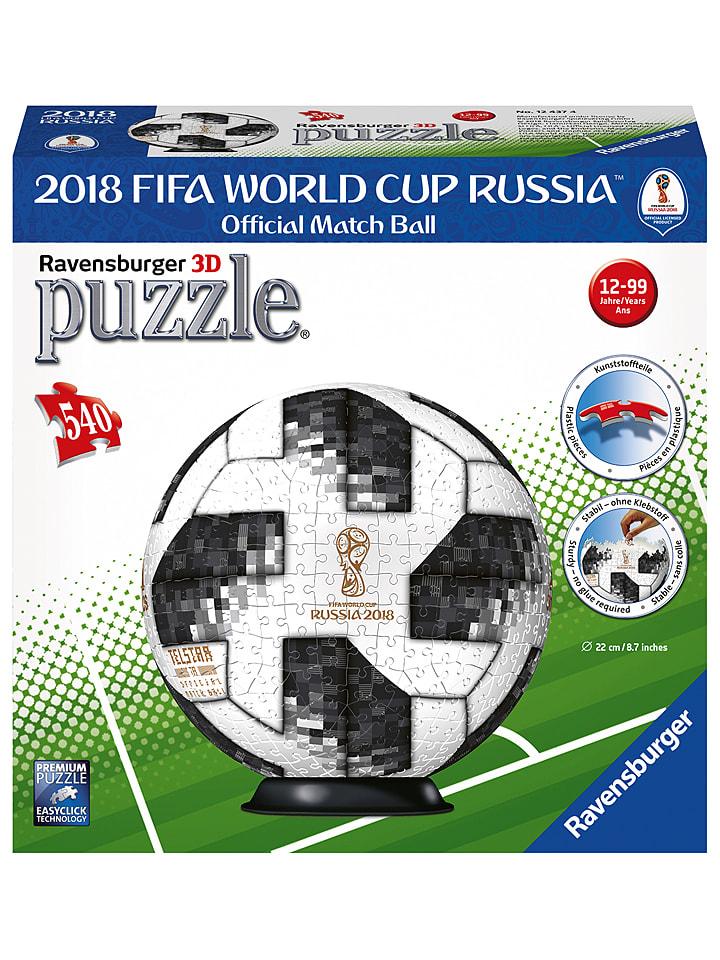 Puzzle 540 pièces Ravensburger - Motif ballon de football