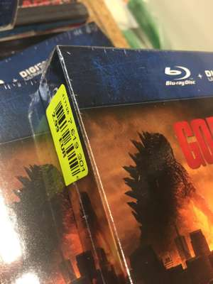 Coffret Blu-ray 2 en 1: Godzilla et Edge Of Tomorrow - Noz Epône (78)