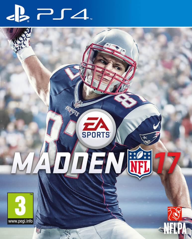 Jeu Madden NFL 17 sur PS4/ xbox one (import anglais)