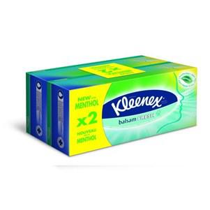 Lot de 2 boites de Kleenex Balsam Fresh