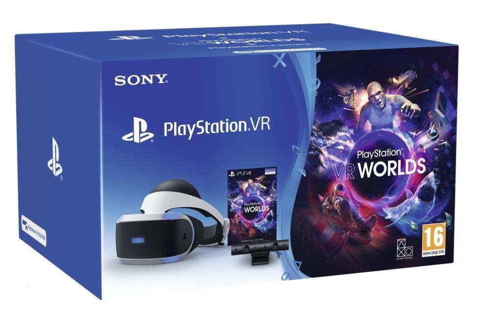 100€ de réduction sur tous les packs de Casque de réalité virtuelle Sony PlayStation VR (V2) + caméra PlayStation + Jeu