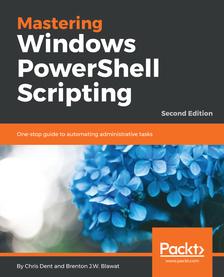 eBook Mastering Windows PowerShell Scripting - Second Edition gratuit (Dématérialisé - Anglais)