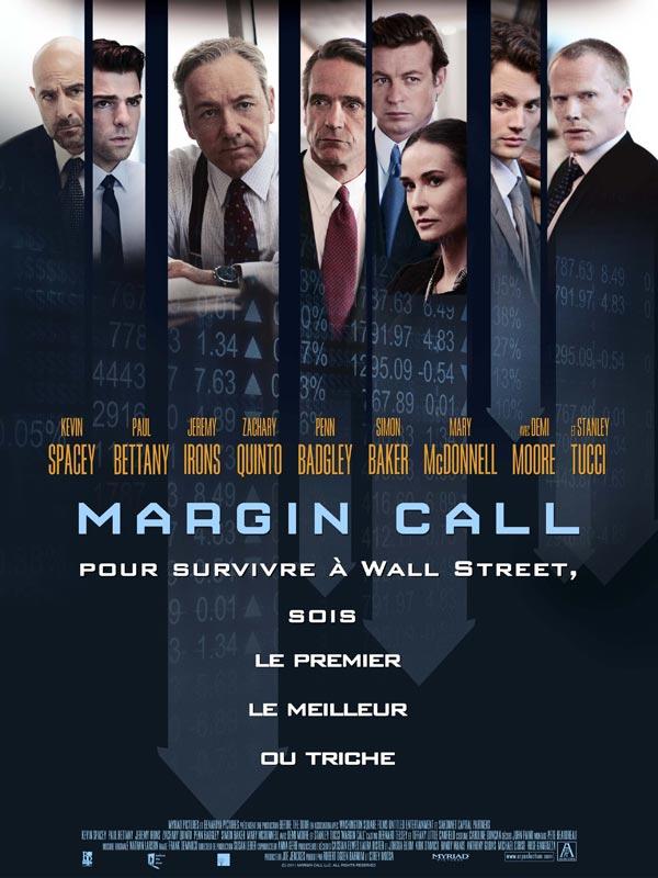 Film Margin Call visionnable Gratuitement en Streaming (Dématérialisé - VF ou VOSTFR)