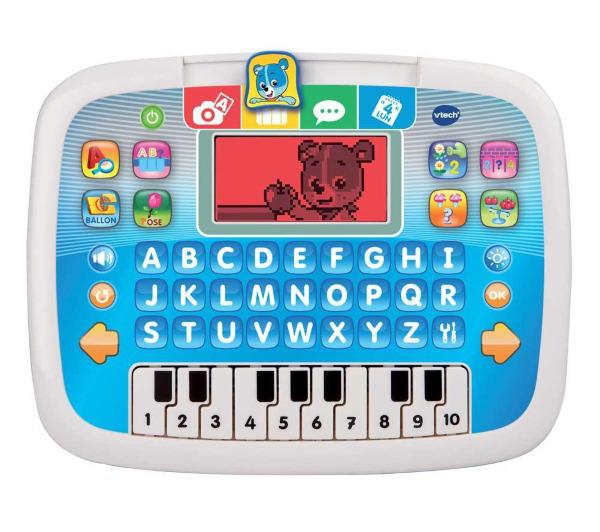 Tablette Vtech P'tit Genius Ourson - bleu