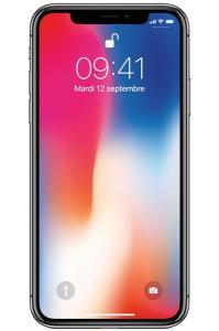 """Smarpthone 5.84"""" Apple iPhone X - 64 Go"""
