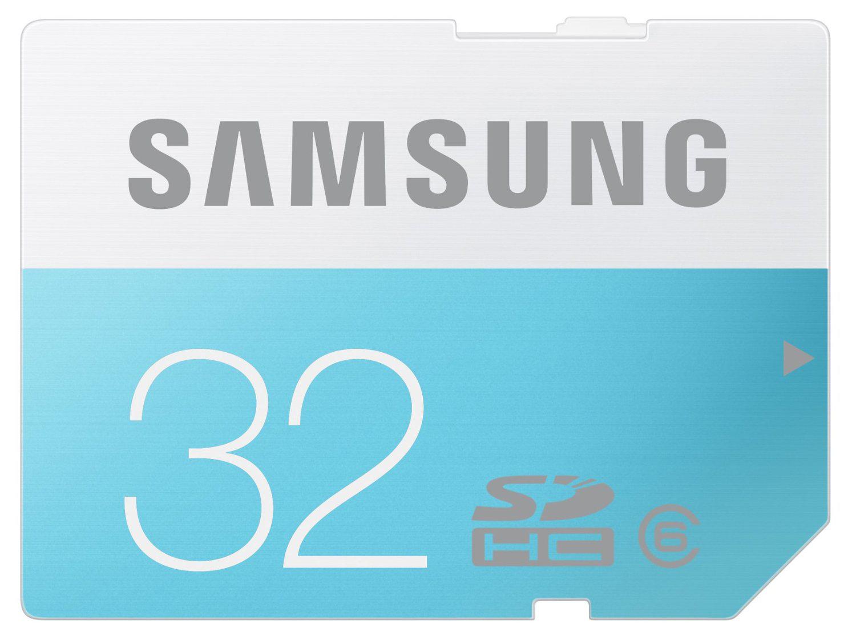 Carte SD Samsung 32 Go SDHC Classe 6