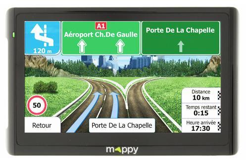 GPS Mappy ITI E418 Europe 14