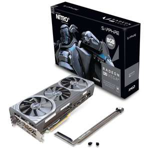 Carte Graphique Sapphire Radeon RX VEGA 64 Nitro+ (avec Resident Evil 2, The Division 2, Devil May Cry 5 offerts)