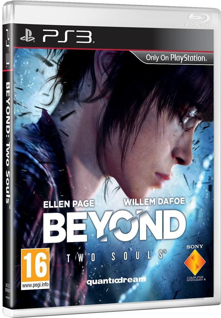 Jeu Beyond : Two Souls sur PS3