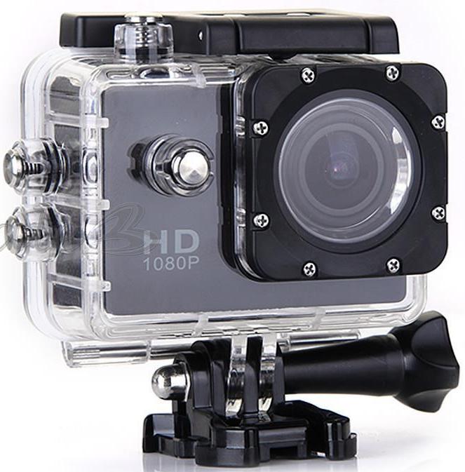 Camera embarquée Cam SJ4000 wifi 1080p