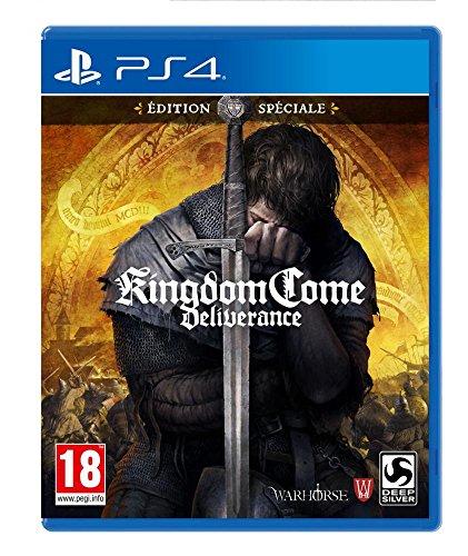 Jeu Kingdom Come Delivrance sur PS4 (Vendeur Tiers)