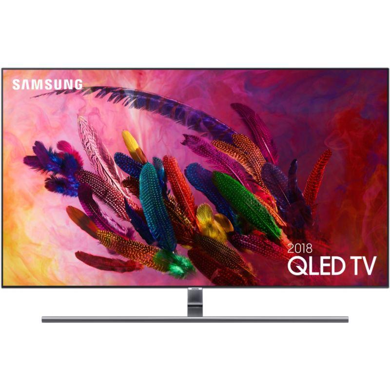 "[Adhérents MACIF ou Axa] TV 65"" Samsung QE65Q7F QLED (2018) - 4K UHD, HDR 1500, Smart TV (Via ODR 600€)"