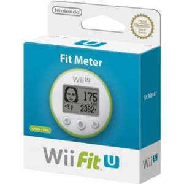 Wii Fit Meter Vert sur Wii U