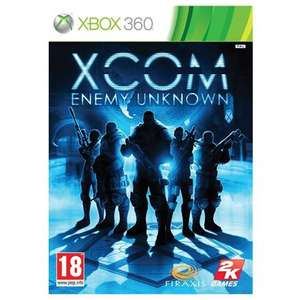 Jeu Xcom Enemy Unknown sur Xbox 360