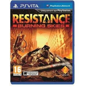Resistance : Burning Skies sur PS Vita