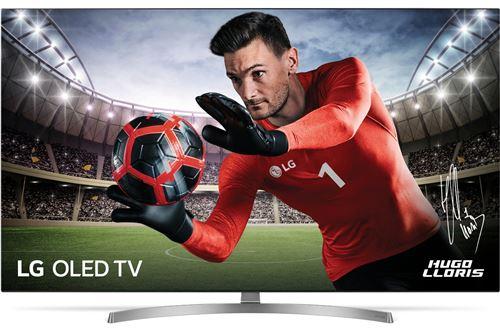 """[Adhérents] TV OLED 55"""" LG OLED55B8 (2018) - 4K UHD, HDR, Dolby Vision, Smart TV"""