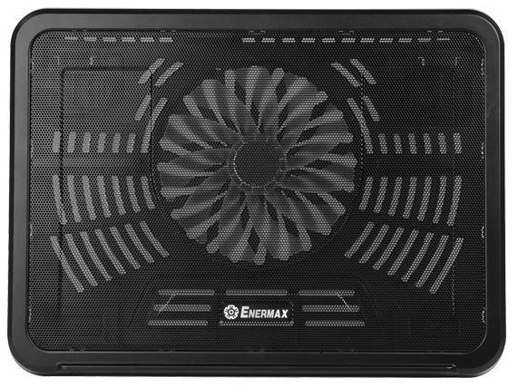 """Support ventilé PC portable 15"""" Enermax TwisterFlow"""