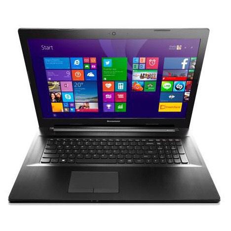 """PC portable 17"""" Lenovo G70-70 - Celeron 2957U, 4 Go, 500 Go (avec 39.99€ sur la carte + ODR TVA)"""