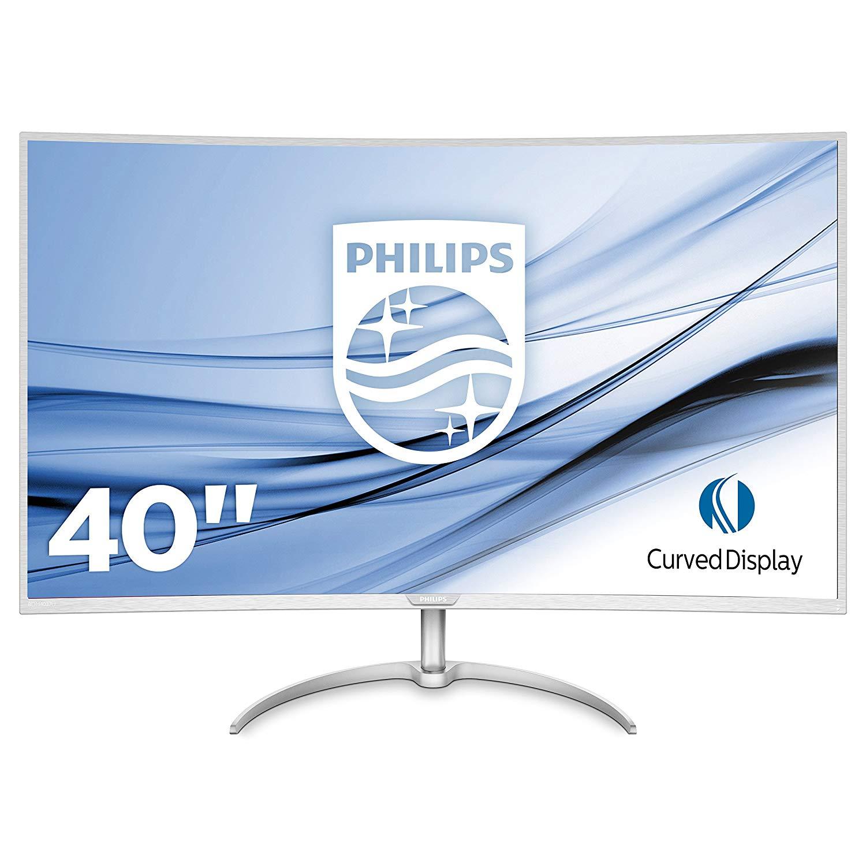 "Écran PC 40"" Philips BDM4037UW/00 - Dalle VA, 60Hz, 4K UHD"