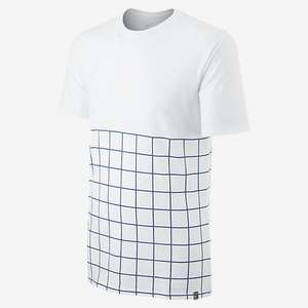 Tee-shirt homme Nike White Label Half Net