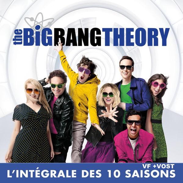 The Big Bang Theory - Saison 1 à 10 (VF et VOST)