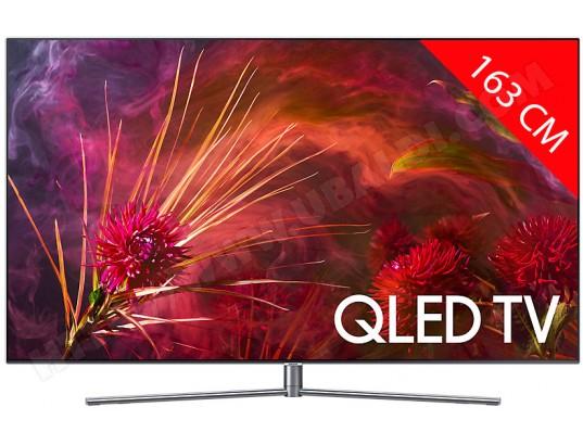 "TV QLED 65"" Samsung QE65Q8F UHD 4K, HDR, Smart TV (via ODR 600€)"