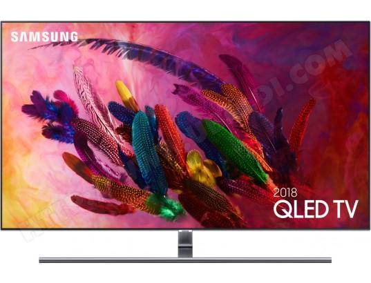"""TV 75"""" Samsung QE75Q7F - 4K UHD, LED Quantum Dot, Smart TV (via ODR de 600€)"""