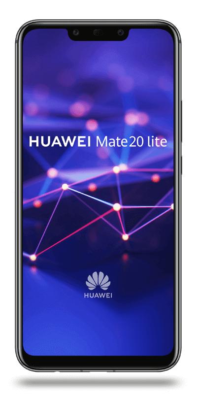 """Smartphone 6.3"""" Huawei Mate 20 Lite (4 Go de RAM, 64 Go de ROM) + Tablette 7"""" Huawei Mediapad T3 (via ODR de 50€)"""