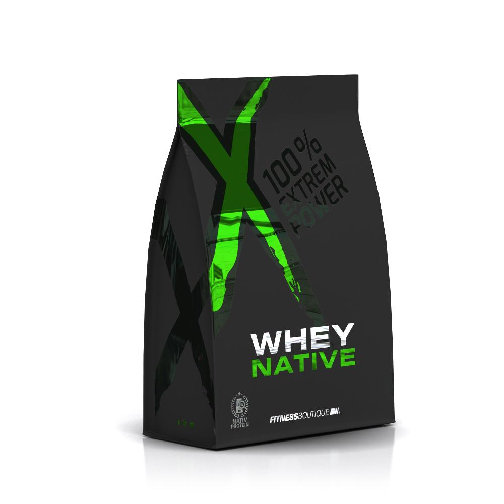 Sachet de Whey proteine Xnative - 2200 gr