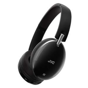 Casque sans fil Bluetooth avec réduction de bruit JVC HA-S90BN (via ODR de 50€)