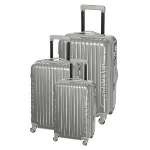 Set 3 valises trolley City Bag Los Angeles - 4 roues
